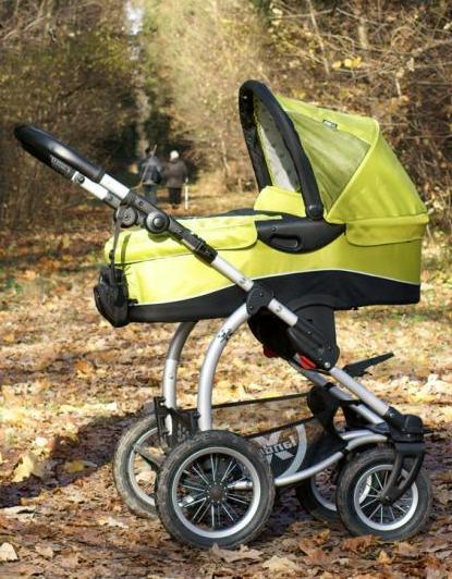 Wózki dziecięce używane